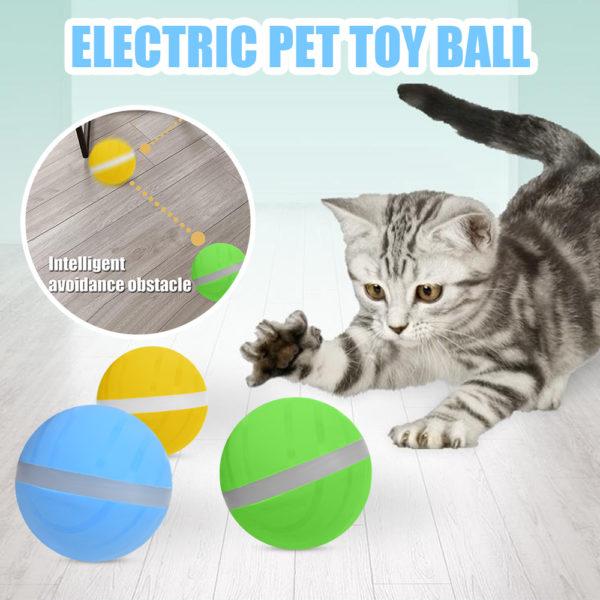 LED Pet Motion Ball