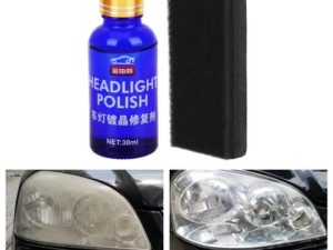 High Density Headlight Polish Liquid