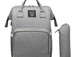 Premium USB Diaper Bag