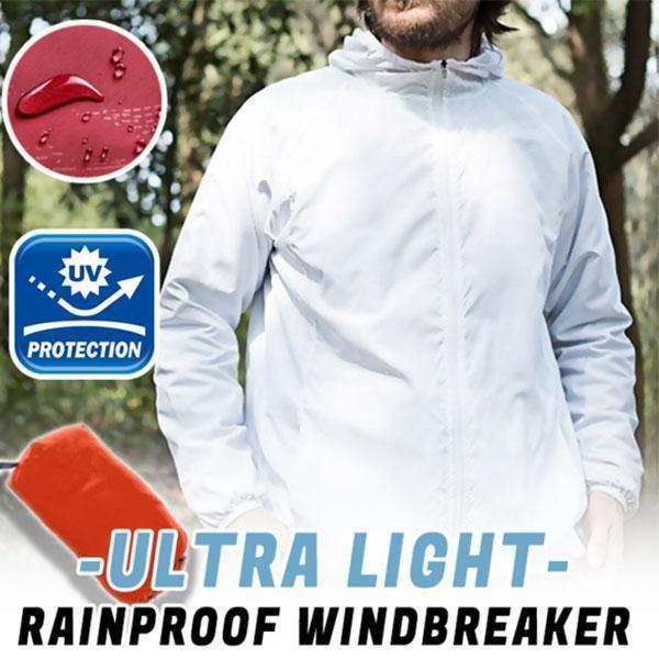 Ultra-Light Rainproof Windkicker