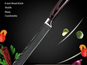 Japanese Chef Knife Set