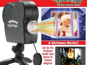 (50% OFF TODAY) Window Wonderland Projector