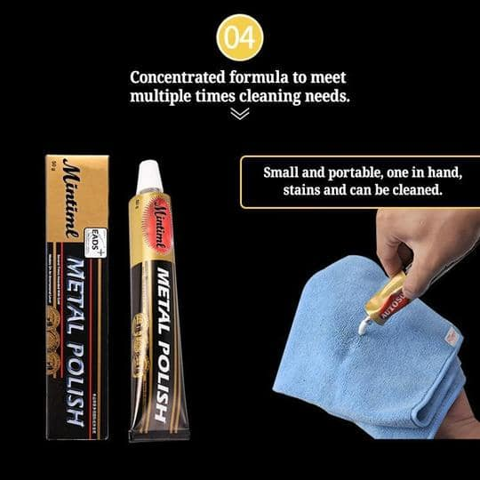 Metal Polishing Paste-Sale Clearance