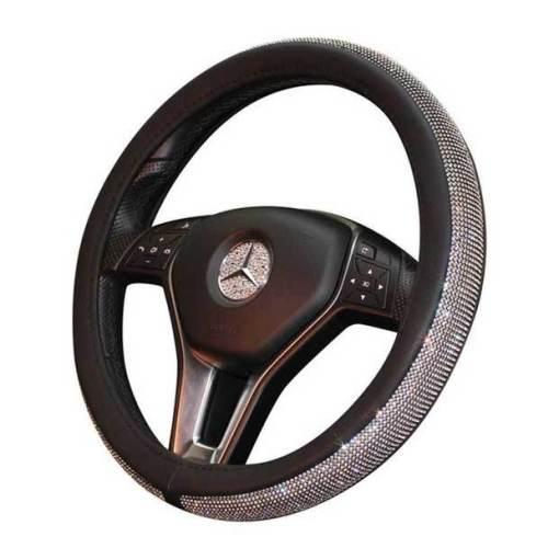 Swarovski Crystal Steering Wheel Cover