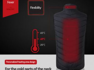 Electric Heated Vest Jacket