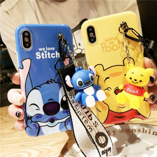 Super Cute Lanyard Phone Case