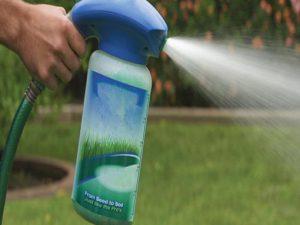 Liquid Lawn System Grass Seed Sprayer