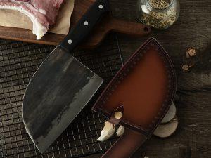 Serbian Butcher Knife