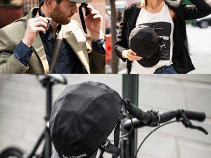 Park & Diamond: Foldable Bike Helmet