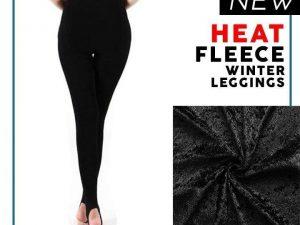 Heat Fleece Winter Leggings