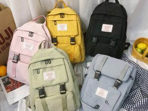 Pastel Laptop Backpack