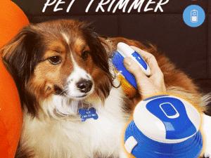 Ballogroom™ Cordless Pet Trimmer