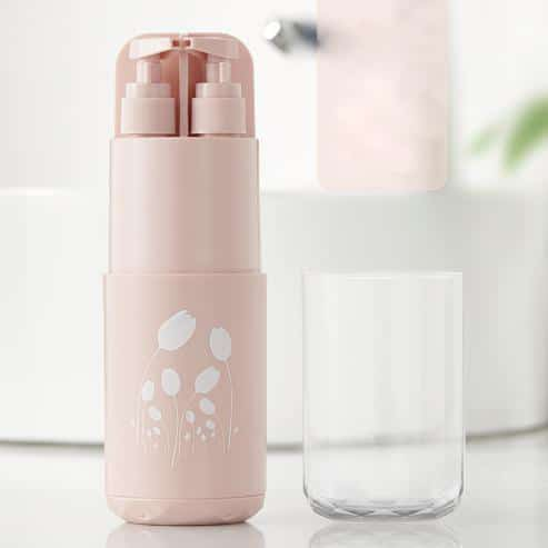 Travel Toiletries Storage Cup