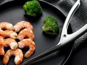 Quick and Easy Shrimp Peeler