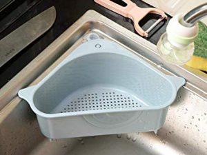 Multifunction Corner Sink Shelf