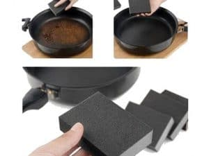 Anti-Rust Kitchen Sponge