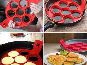 Non Stick Flippin Pancake Maker
