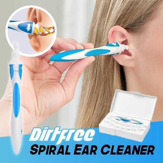 DirtFree Spiral Ear Cleaner