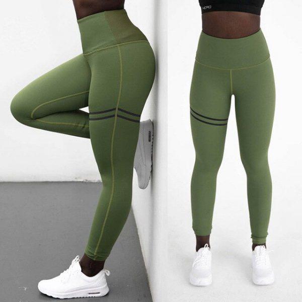New Anti-Cellulite Compression Slim Leggings