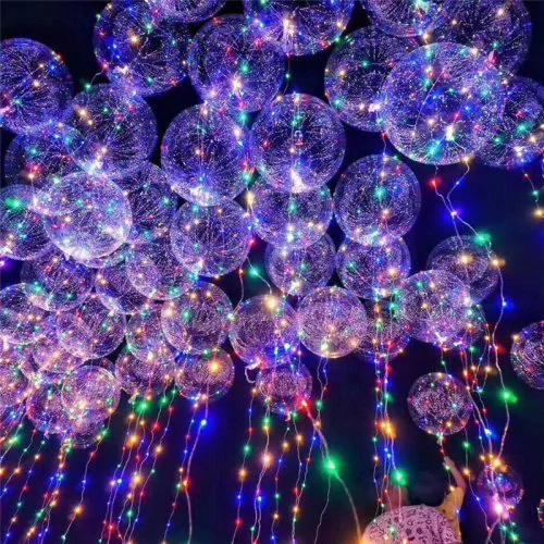 LED BALLOON REUSABLE