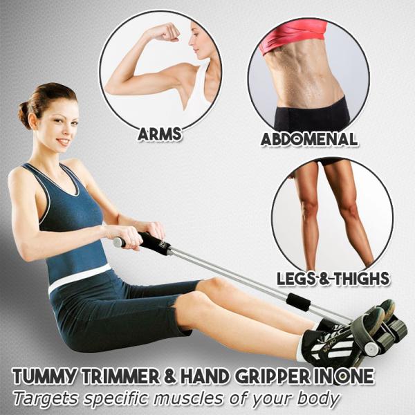 Portable Elastic Body Shaper