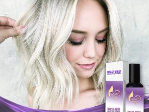 BrassOFF Damage Replenishment Treatment Shampoo