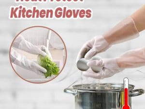Heat Protect Kitchen Gloves
