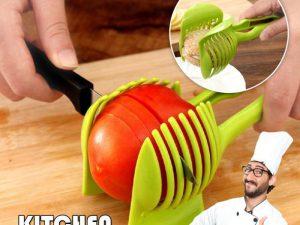 Kitchen Slicer-Cutting Clip
