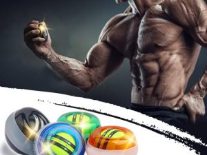 Powerful Arm and Wrist Therapeutic Ball