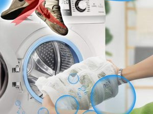 Aseptic Shoes Washing Bags - 3PCS