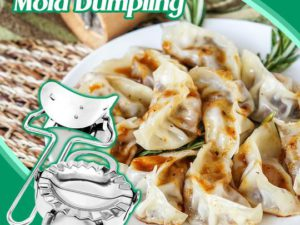 Stainless Cut and Mold Dumpling Maker