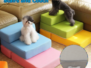 Rampava Pet Bedside Stairs And Couch