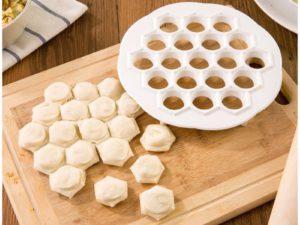 Kitchen 19Hole Dumpling Mold