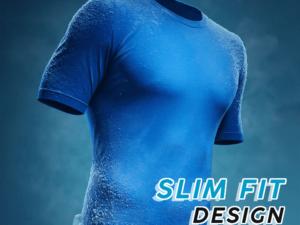 Ice Silk Quick Dry T-Shirt