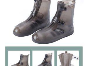 Rainproof and Waterproof Plastic Shoe Cover