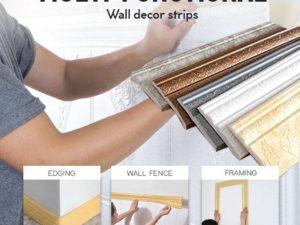 3D Wall Edging Strip