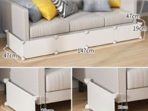 PetProof No-Fetch Couch Protective Bumper