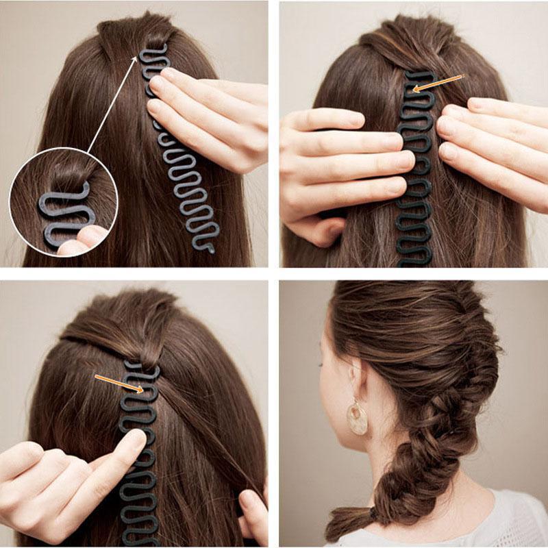 Hairdressing Weaving Artifact - Buy Today Get 75% Discount – Wowelo