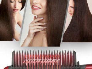 Anti-Frizz Anions Styling Hair Brush