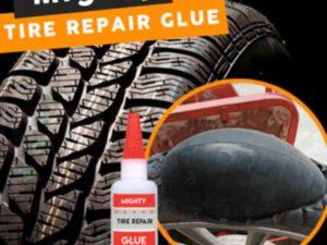 Universal 30ml Bicycle Repair Tool Bike Tire Repair Glue Bicycle Inner Tube Puncture Repair Cement Rubber Cold Patch Solution