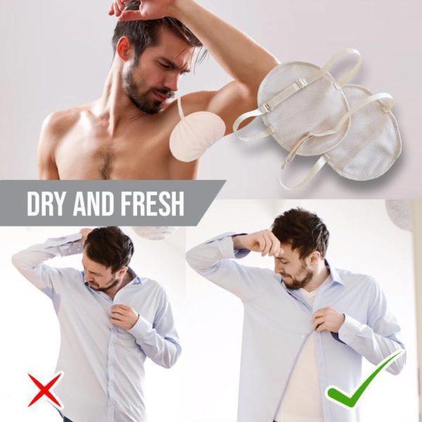 Underarm Absorbing Sweat Pad