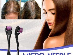 Micro-Needle Hair Growth
