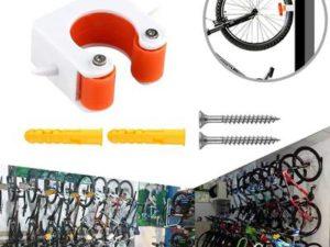 Minimalist Small Bicycle Rack Storage