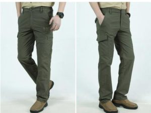 Multifunction Tactical Waterproof Pants