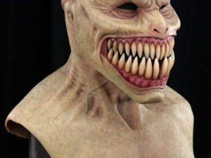 Whole Fang Stalker Mask - the Best Mask for Halloween