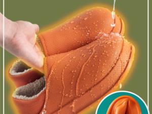 CloudFeet™ Fleeced Slippers