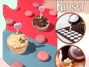 DIY Macaron Kit (4-pc Set)