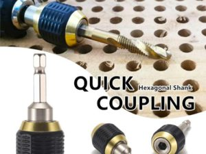 Quick Connect Drill Chuck Tool