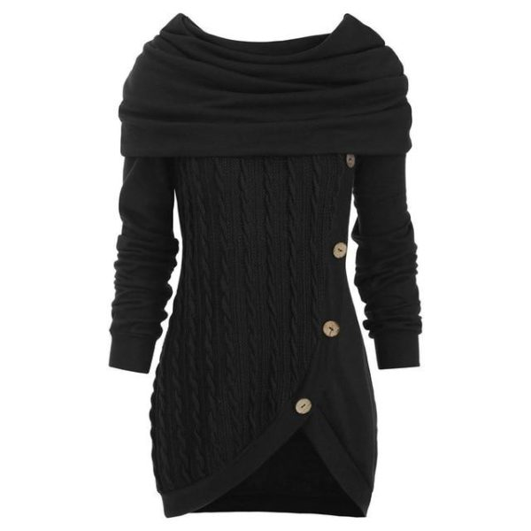 Gorgeous Hooded Dress