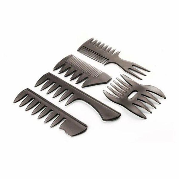 Professional Slick-back Grooming Comb